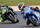 Le qualifiche del Gran Premio di Australia di MotoGP sono state rinviate per il forte vento