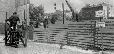 Come era fatto il Muro di Berlino