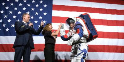 Con questa tuta la NASA vuole tornare sulla Luna