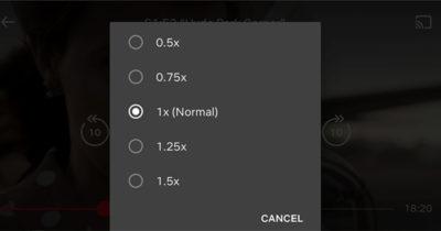 Netflix, ma più veloce