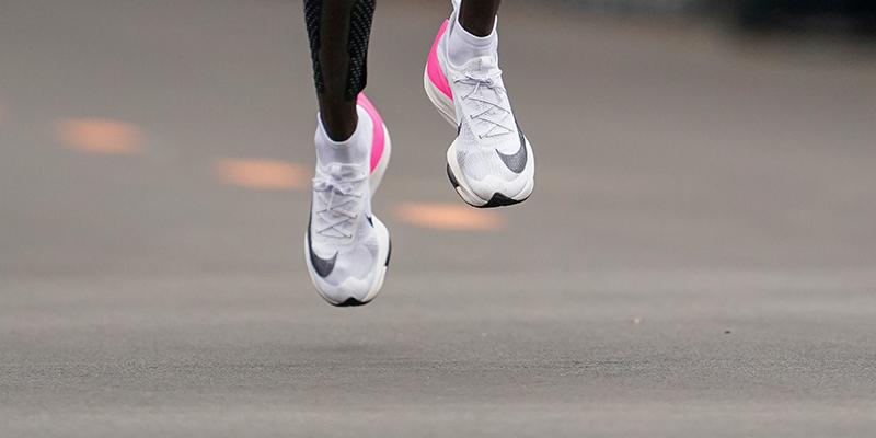 Le scarpe più veloci del mondo