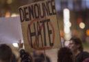 La città di New York punirà l'uso offensivo dell'espressione