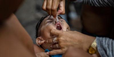 Un'altra variante del virus della poliomielite è stata eradicata