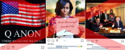 Anche Instagram è pieno di notizie false