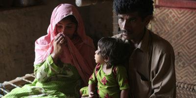 L'epidemia di HIV tra 900 bambini in una città del Pakistan