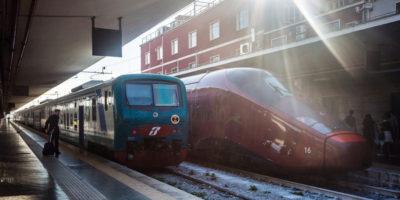 5 audiolibri che si ascoltano in treno tra Roma e Milano