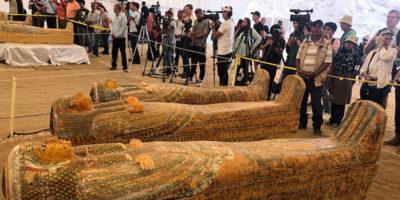 I migliori sarcofagi che vedrete oggi
