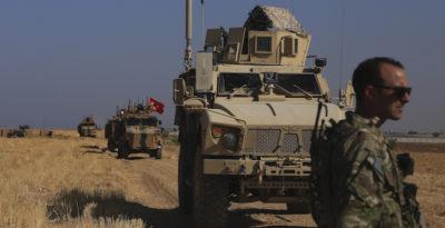 Trump ha scaricato i curdi in Siria