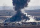 La Turchia dice di aver conquistato una città al confine siriano