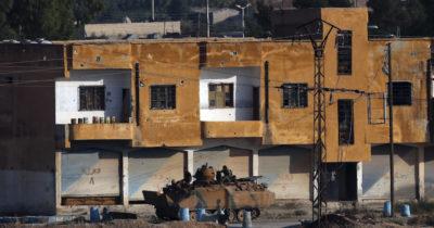 I curdi siriani hanno fatto un accordo con Assad