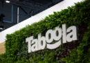 Le società di pubblicità online Taboola e Outbrain si sono fuse