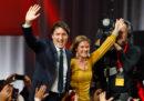 Trudeau ha vinto le elezioni in Canada