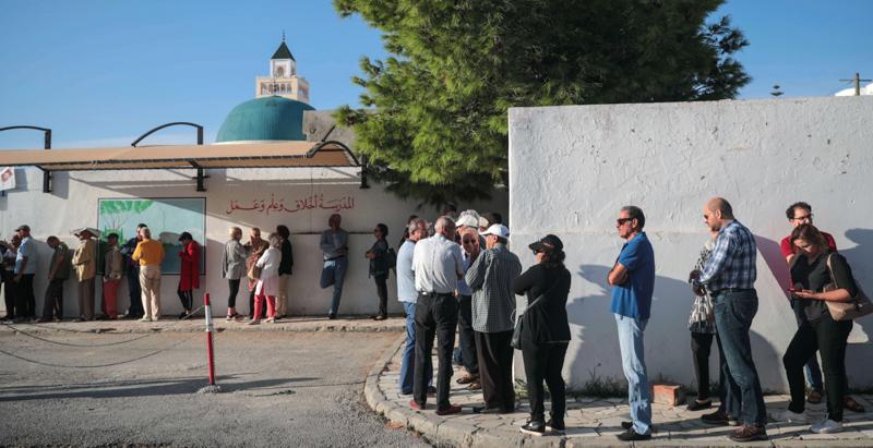 I risultati delle elezioni presidenziali in Tunisia