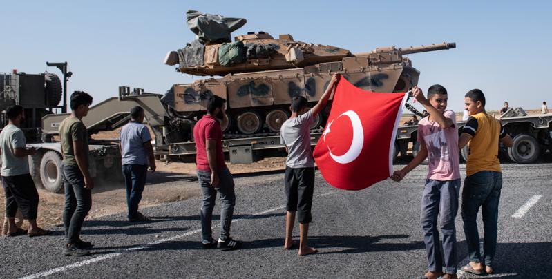 Anche il Regno Unito sospenderà la vendita di armi alla Turchia