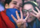 Il primo turno delle presidenziali in Uruguay
