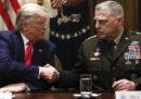I litigi sulla Siria nel governo Trump