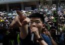 All'attivista Joshua Wong è stato impedito di candidarsi alle prossime elezioni locali di Hong Kong