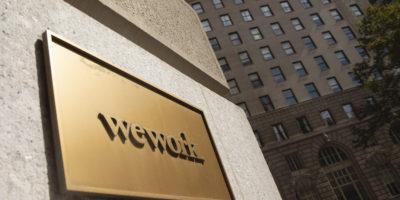 WeWork licenzierà più di duemila dipendenti