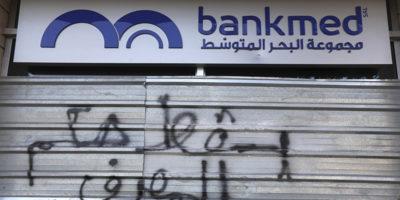 Il Libano sta collassando