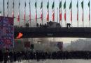 In Iran sono in corso diverse proteste violente per l'aumento del prezzo del carburante