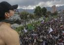 In Colombia ci sono state grosse proteste contro il governo