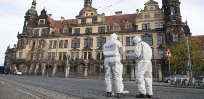 Il grosso furto al Castello di Dresda