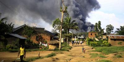 C'è una grave crisi nella Repubblica Democratica del Congo
