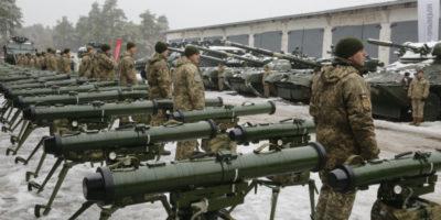 Cosa sono questi aiuti militari all'Ucraina