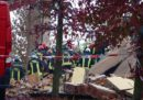 L'esplosione in provincia di Alessandria