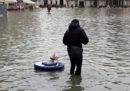 Il Consiglio dei ministri ha deciso lo stanziamento di 20 milioni di euro per i primi soccorsi a Venezia