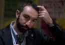 Il consigliere regionale del Lazio Davide Barillari, del M5S, è indagato per un presunto caso di corruzione nella sanità locale