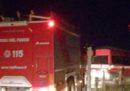 A Reggio Calabria quattro vigili del fuoco e quattro poliziotti sono rimasti feriti nell'esplosione di una macelleria