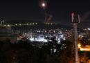 Il bombardamento israeliano in Siria