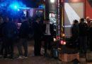 L'esplosione nel deposito di fuochi d'artificio a Barcellona Pozzo di Gotto