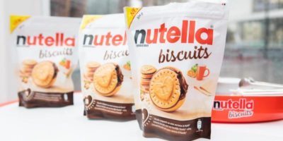 Vi sarete accorti di questi Nutella Biscuits
