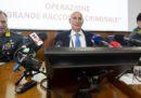 """A Roma sono state arrestate 50 persone per un traffico di droga che faceva capo a  Fabrizio """"Diabolik"""" Piscitelli, l'ultras della Lazio ucciso in agosto"""