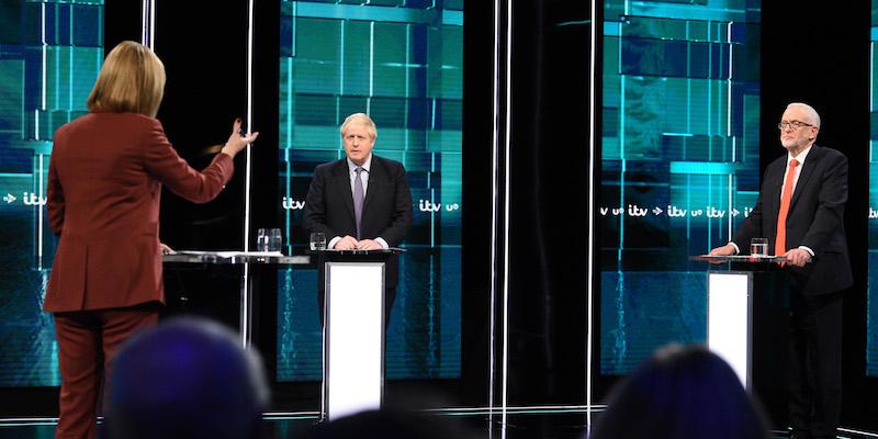 Il primo duello tv tra Johnson e Corbyn finisce in parità