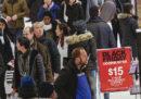 Persino Bloomberg critica il Black Friday