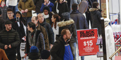 Persino Bloomberg critica il Black Friday