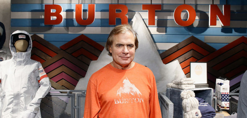 È morto Jake Burton Carpenter, uno dei fondatori dello snowboard ...