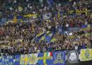 L'unico indagato per gli insulti razzisti a Mario Balotelli in Verona-Brescia ha ricevuto un Daspo di 5 anni