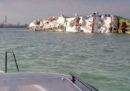 Una nave che trasportava 14mila pecore si è rovesciata nel mar Nero
