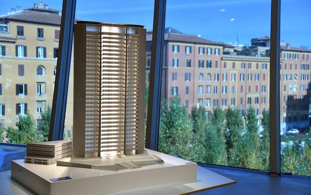 Al MAXXI omaggio a Gio Ponti e il suo amore per l'architettura