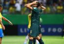 La Nazionale di calcio è stata eliminata dal Brasile nei quarti di finale dei Mondiali Under 17