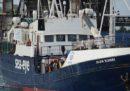 Gli 88 migranti a bordo della nave Alan Kurdi sono sbarcati a Taranto questa mattina