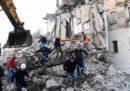 Il terremoto in Albania