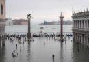 Le zone colpite dalle alluvioni in Veneto