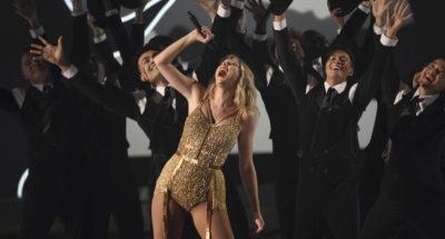 Le foto degli American Music Awards