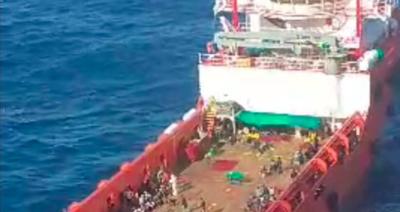Migranti: Alarm Phone, tratte in salvo 200 persone