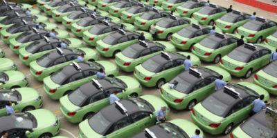 Come la Cina domina il mercato delle batterie per auto elettriche